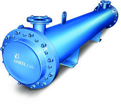 OMEEL Shell and Tube Evaporator
