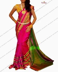 Uppada Pure Cotton Saree