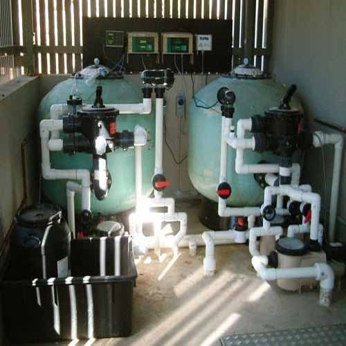 Swimming Pool Industry: Swimming Pool Water Treatment Plant Manufacturer From Thane