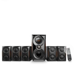 Zebronic Bluetooth home theatre 5.1