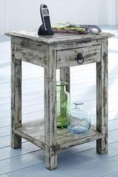 Rustic Stool - Rustic Furniture