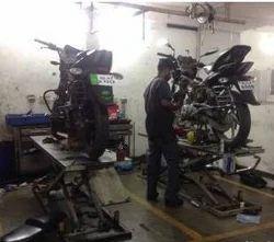Motorcycle Repair Services Bajaj