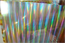 Transparent Pillar Of Light 12 Micron