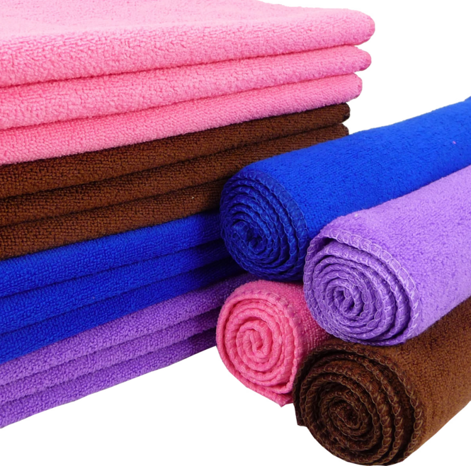 Maxx Clean Blue Microfiber Car Cleaning Cloth, Size: 30x30 cm, 40x40 cm, Rs  35 /piece | ID: 4581107088