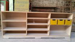 Book and Toy Racks