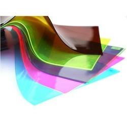Colored Pvc Sheets at Rs 2000 /sheet | PVC Plastic sheet, Polyvinyl ...