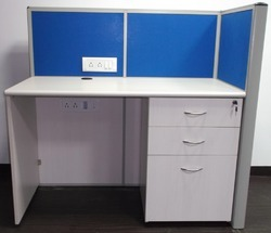 Single Seat Office Workstation