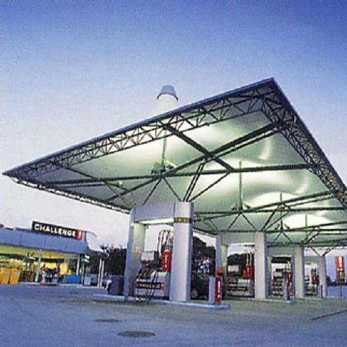 Petrol Pump Canopy & Petrol Pump Canopy Gazebos Awnings Canopies u0026 Sheds | Fabritech ...