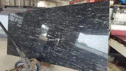 Markinoo Black Granite, Thickness:15-20 mm