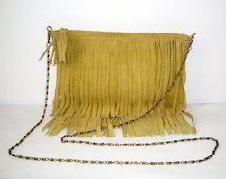 Leather Fringe Slings Bags