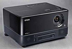 Home Theater Projector Epson