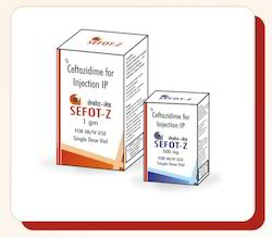 Ceftizoxime Injection