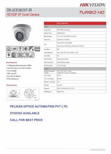 Pelikan Office Automation Pvt Ltd Wholesaler Of Cctv