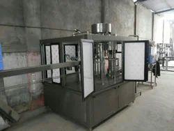 Radhe Mineral Water Pet Bottling Machine 60 Bpm
