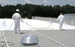 Roof Waterproofing Treatments
