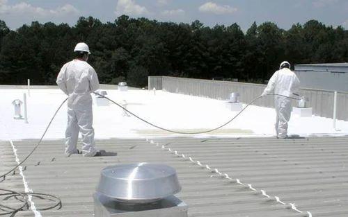 Waterproofing Services Poly Urea Water Proofing Coatings Real Estate Builders Contractors From New Delhi
