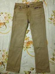 Khakhi Denim Jean