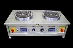 Electric Jalebi / Puri Counter