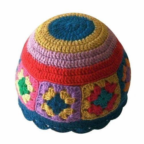 724e8a0eec2 Designer Baby Woolen Cap
