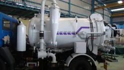 Vacuum Storage Tank