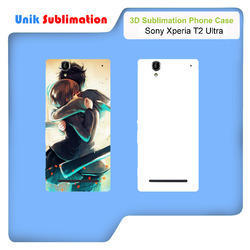 3D Sublimation Mobile  Cover For Sony Xperia T2 Ultra