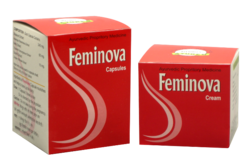 Feminova Capsuls & Cream for Clinical