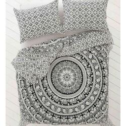 Cotton Tapestry Duvet Cover Set And Duvet Cover With Set