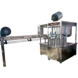 Automatic 3 in 1 Rinsing Filling Capping Machine