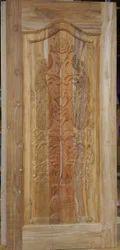 35 MM Full Carving Teak Wood Door