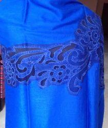 Pashmina Woolen Cut Work Shawl