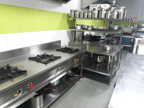 Ss Stainless Steel Commercial Kitchen Equipments, For In Hotels,Restaurants