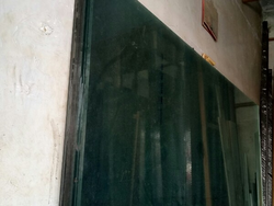 Black Glass Sheet