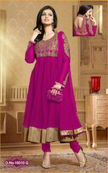 Party Wear Stylish Excellent Anarkali Suit