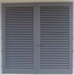 Aluminium Louvers Door  sc 1 st  IndiaMART & Louvered Doors - Manufacturers Suppliers u0026 Traders of Louvered Doors pezcame.com