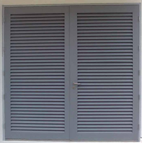 Aluminium Louvers Door & Aluminium Louvers Door - View Specifications \u0026 Details of Louvered ...