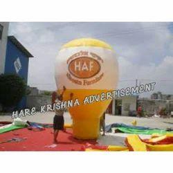 Business Ground Balloon Advertising