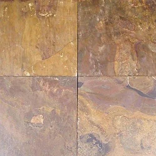 Coffee Brown Slate Stone Tiles 40 And 25 30