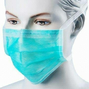 Face Non Medical Woven Mask