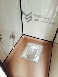 Portable Indian Toilet Cabin