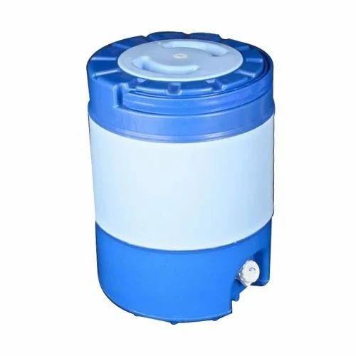 e7dfc6ab96 Blue Insulated Water Jug, Capacity: 15 L, Rs 390 /unit, Shree Ganga ...