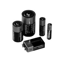 Duracell Electric Battery