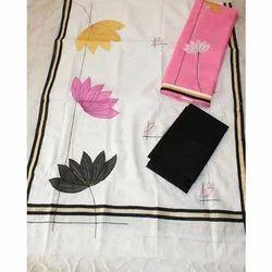 Nihira Designs Designer Printed Dress Material, For Personal