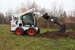 New 1995 Kg Bobcat S590 Skid Steer Loader