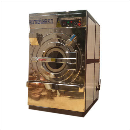 Industrial Front Loading Washing Machine, Rated Capacity: 70 kg, Rs 120000  /nos | ID: 10479303212
