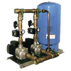 Commercial Pressure Boosting System