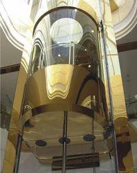 Building Capsule Elevator