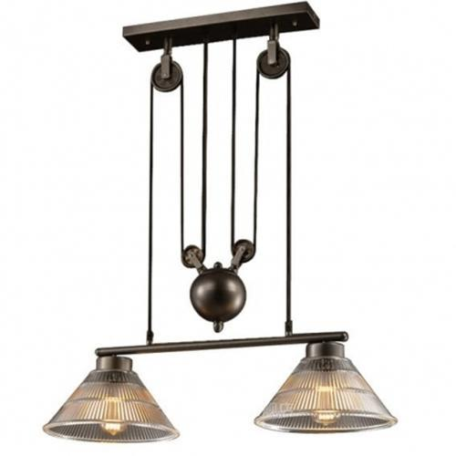 2 lamp pendant light pulley type at rs 558469 piece pendant 2 lamp pendant light pulley type aloadofball Image collections
