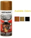 Rust Oleum Automotive Engine Metallic Spray Paint