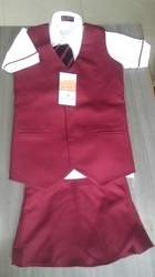 Maroon Shades - School Uniforms for Girls