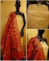 Cotton/Chanderi/Silk Suit